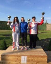 Зауральская спортсменка завоевала медаль в Австрии